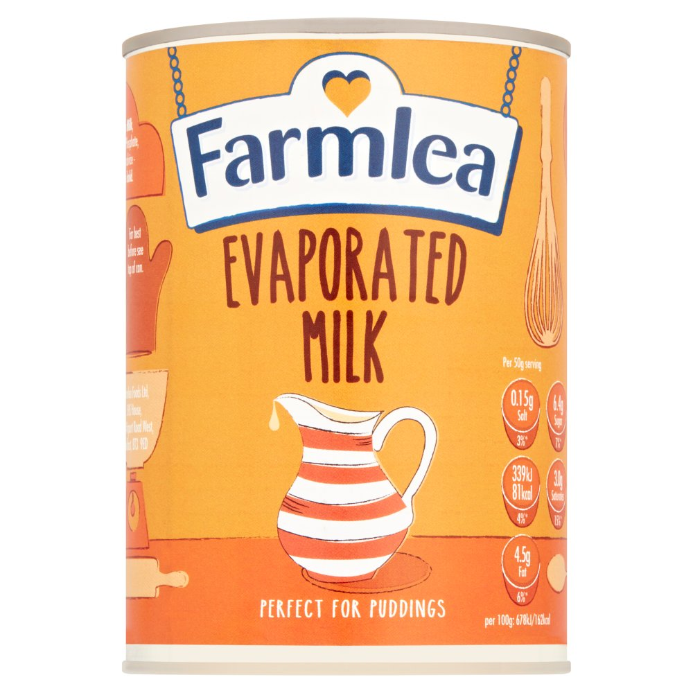 Farmlea Evaporated Milk
