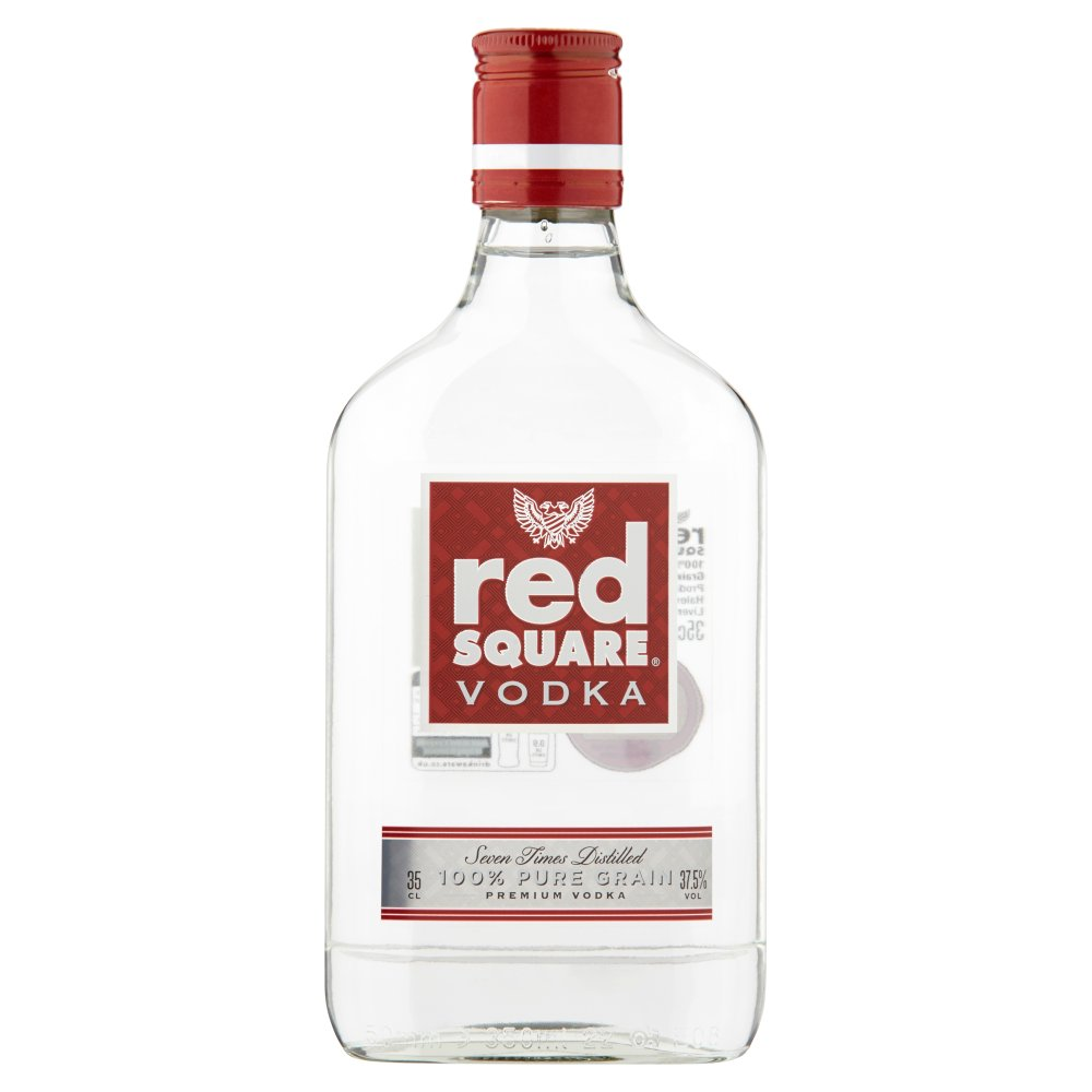 Red Square Vodka £6.99