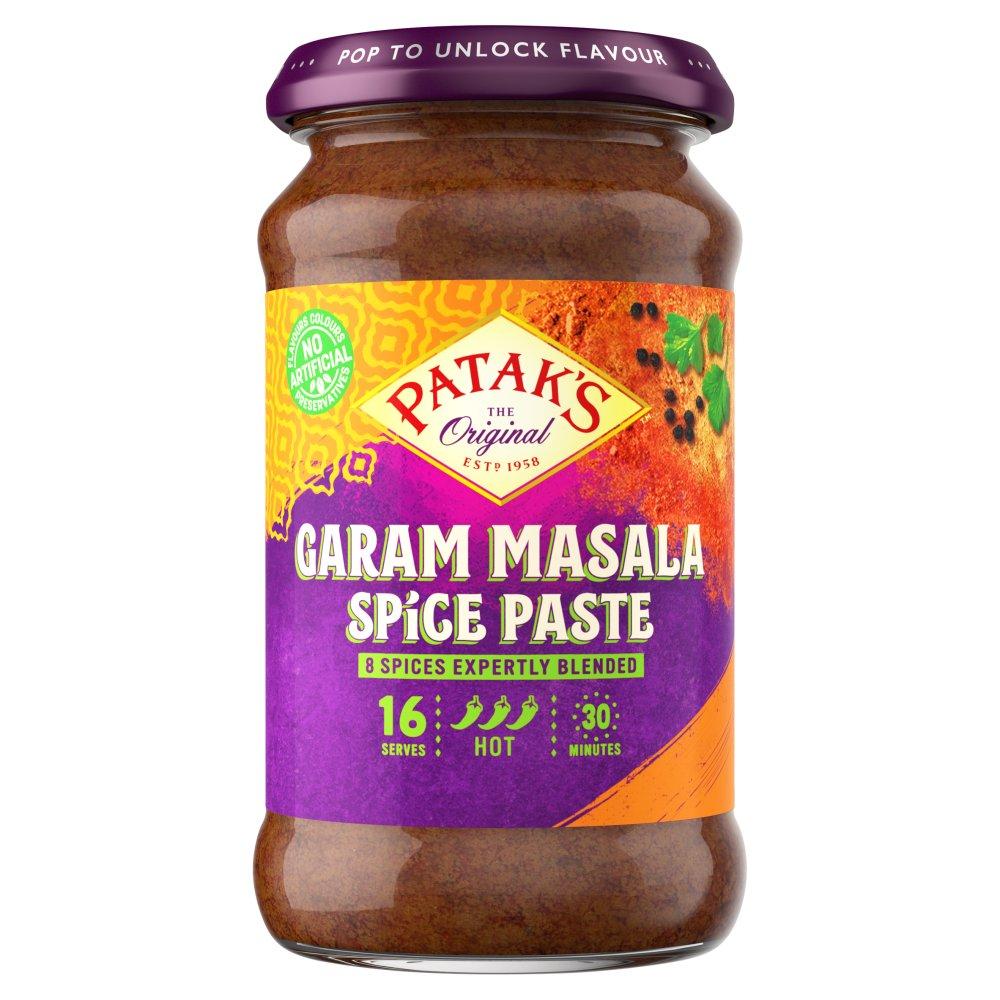 Patak's Garam Masala Spice Paste 283g