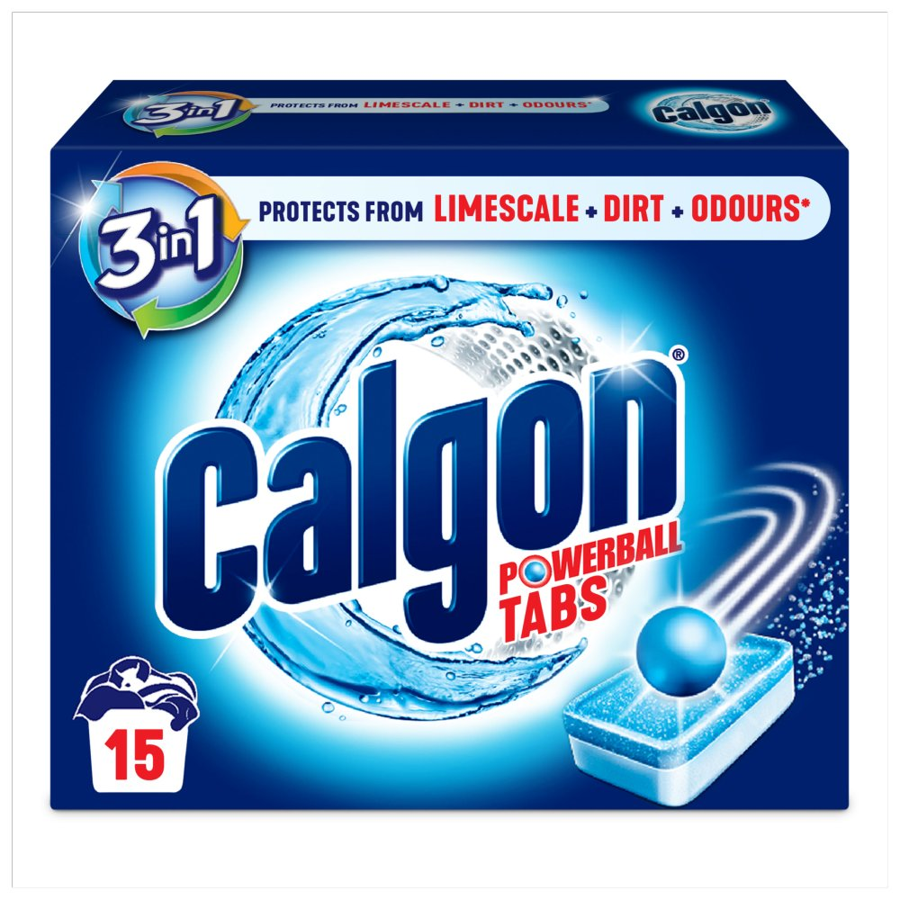 Calgon Water Softener Tablets 15s