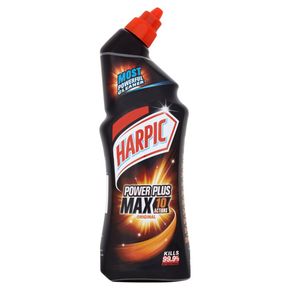 Harpic Power Plus Max 10 Actions Original 750ml