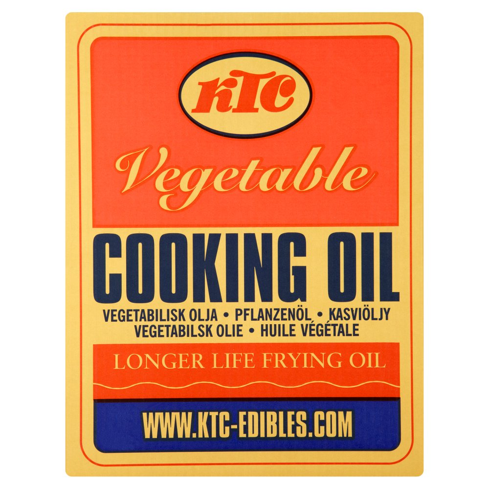 Ktc Bib Vegetable Oil