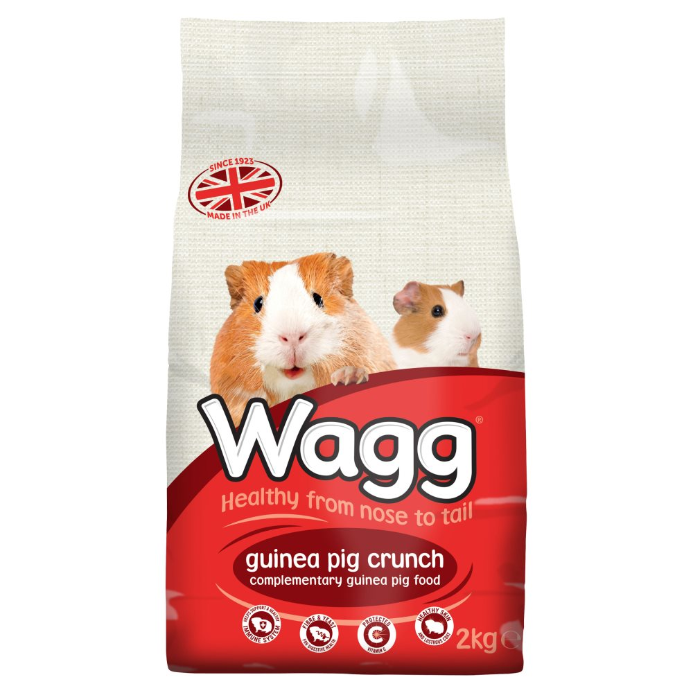 Wagg Guinea Pig Crunch 2Kg