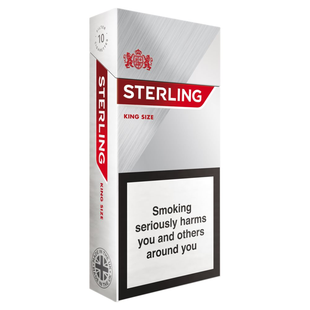 Sterling Kingsize