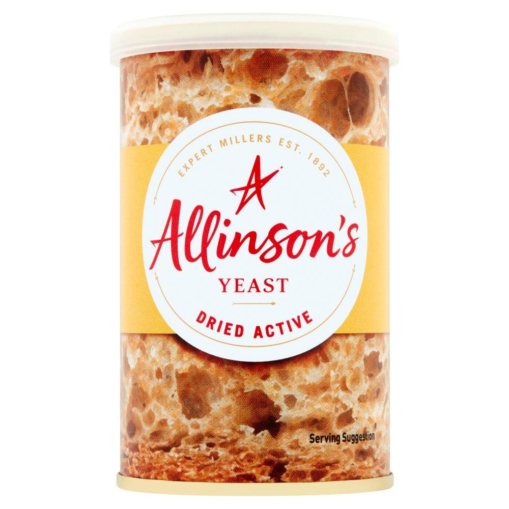 Allinson's Yeast Dried Active 125g
