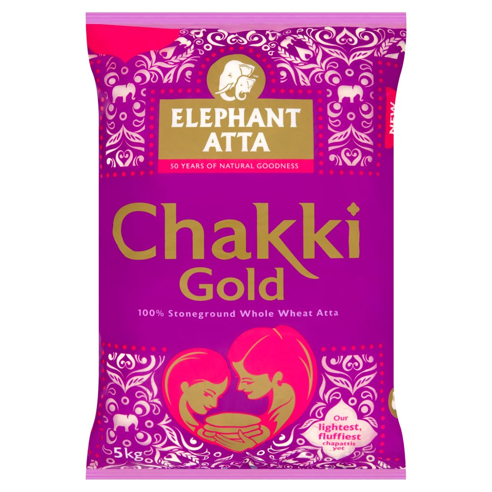 Elephant Atta Chakki Gold 5kg