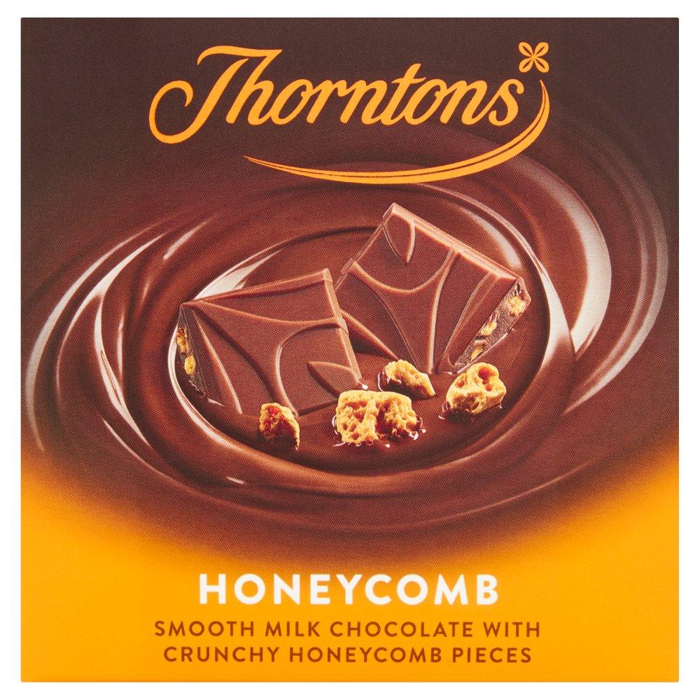 Thorntons Honeycomb Chocolate Block 90g Best One
