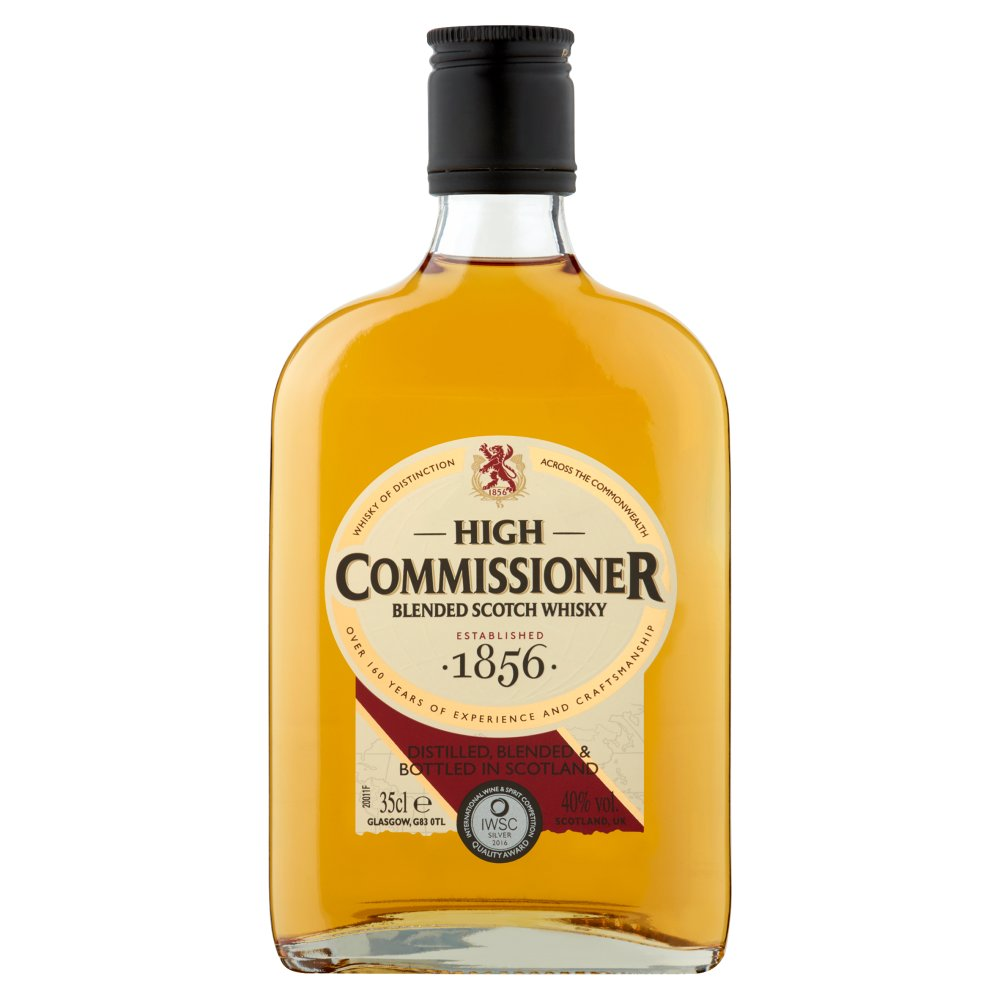 High Commissioner Blended Scotch Whisky 35cl PMP £8.29