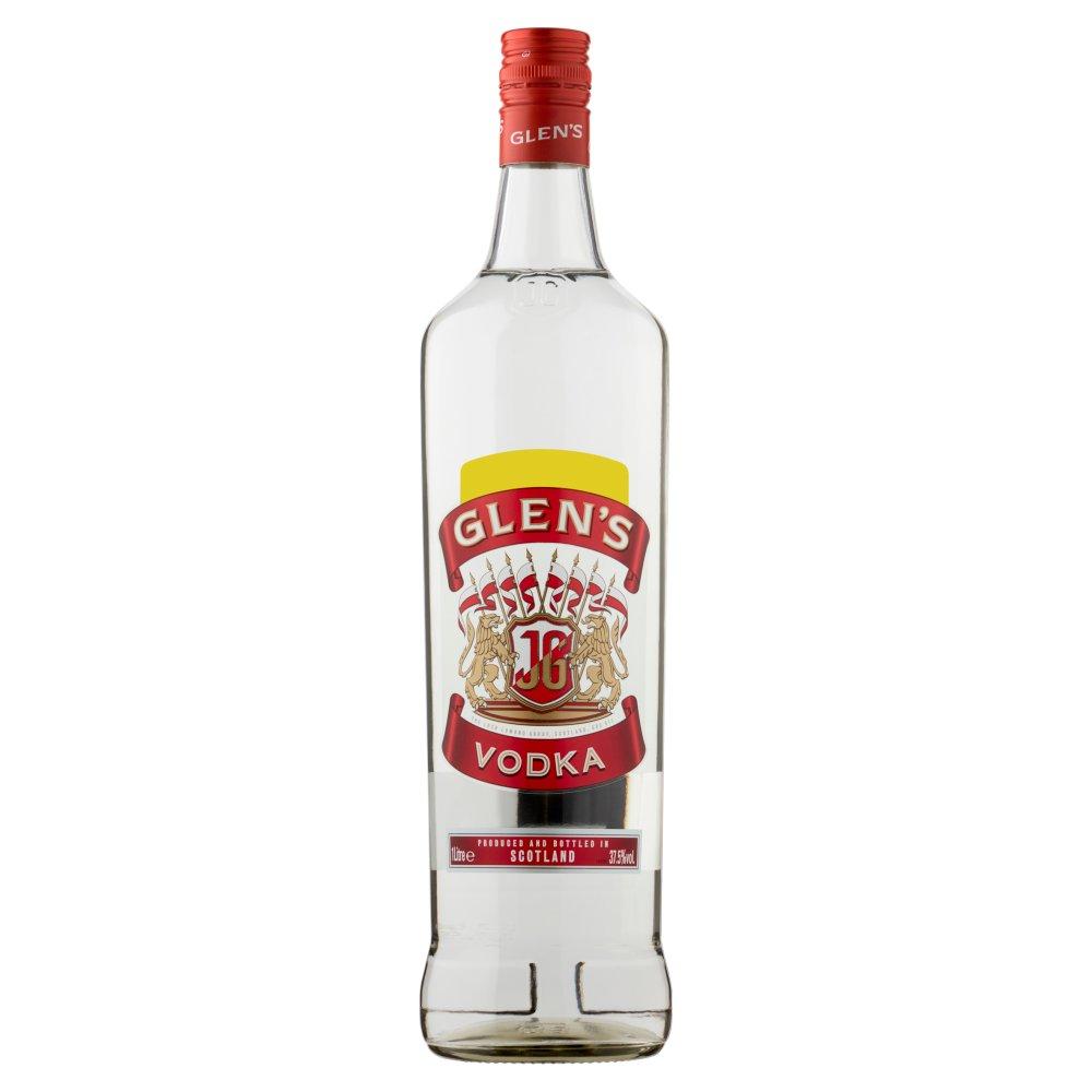 Glen's Vodka 1 Litre PMP £18.75