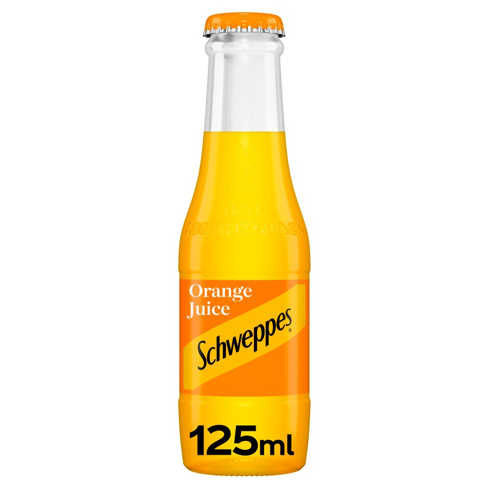 Schweppes Orange Juice 125ml