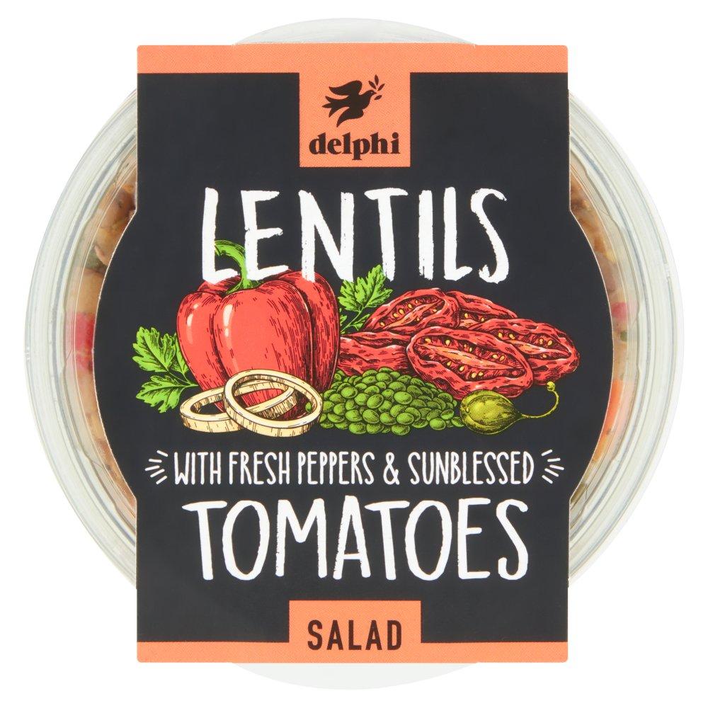 Delphi Lentils Tomatoes Salad 220g