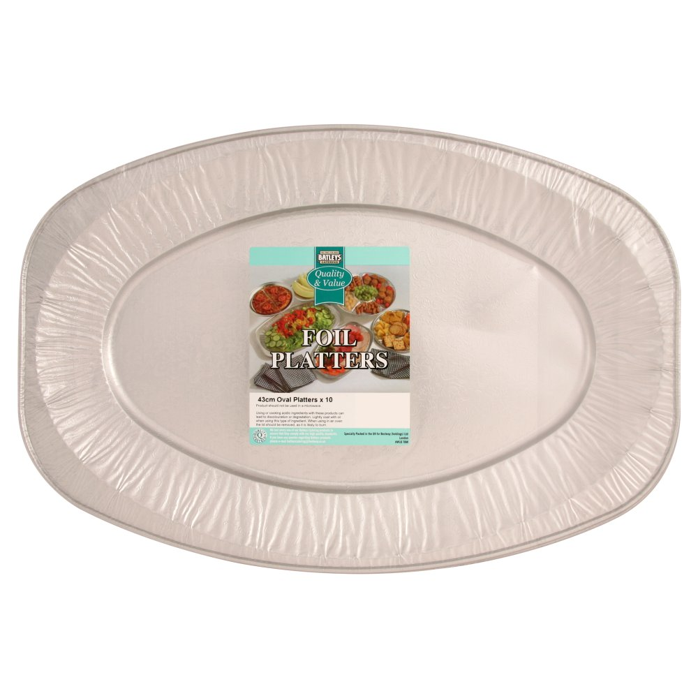 Batleys Oval Platter Medium