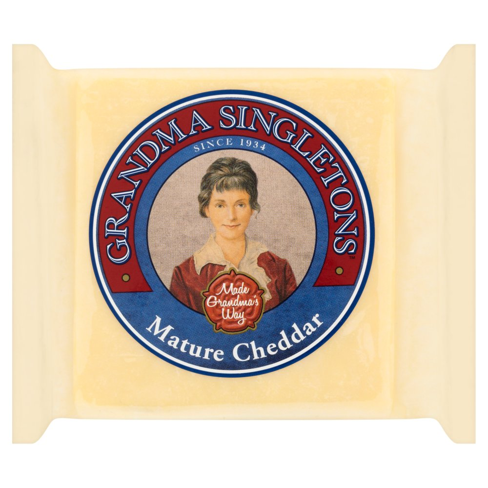 Sing Mature White Cheddar