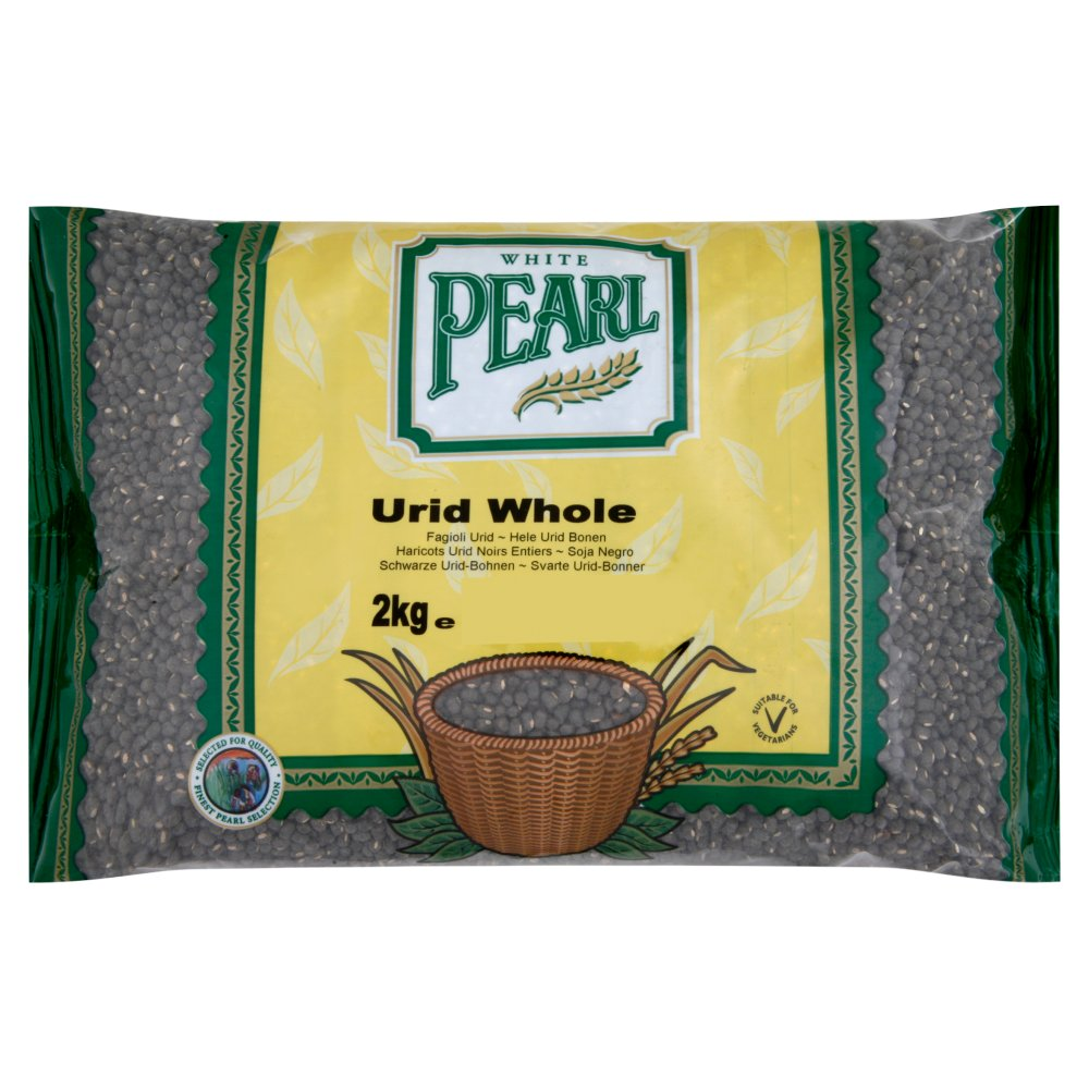 White Pearl Urid Whole 2kg