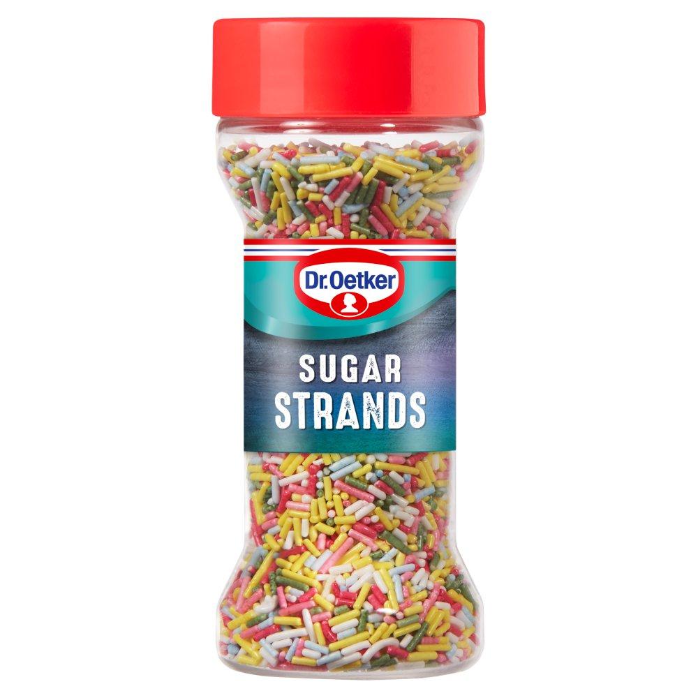 Dr. Oetker Sugar Strands 55g
