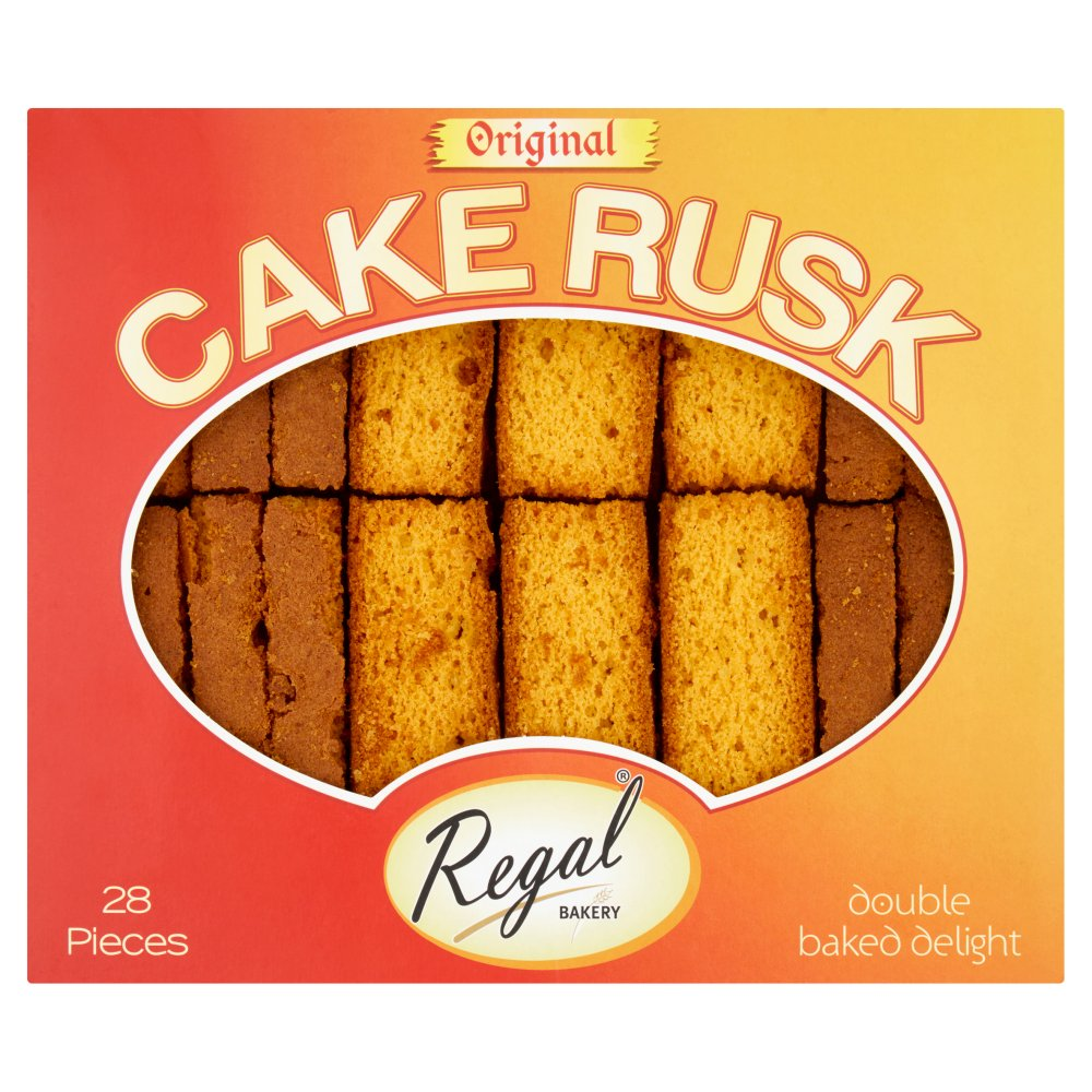 Regal Cake Rusks Original