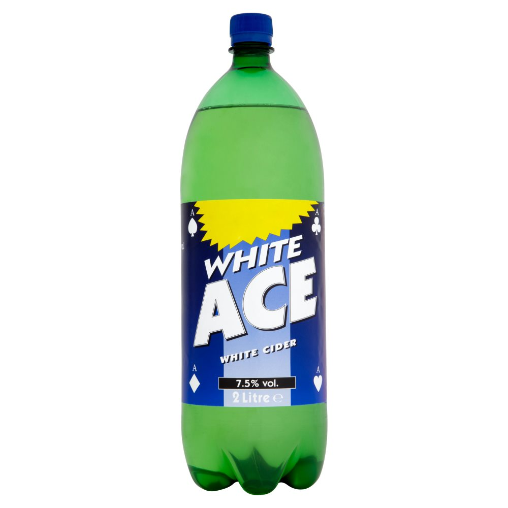 White Ace Cider PM £2.99