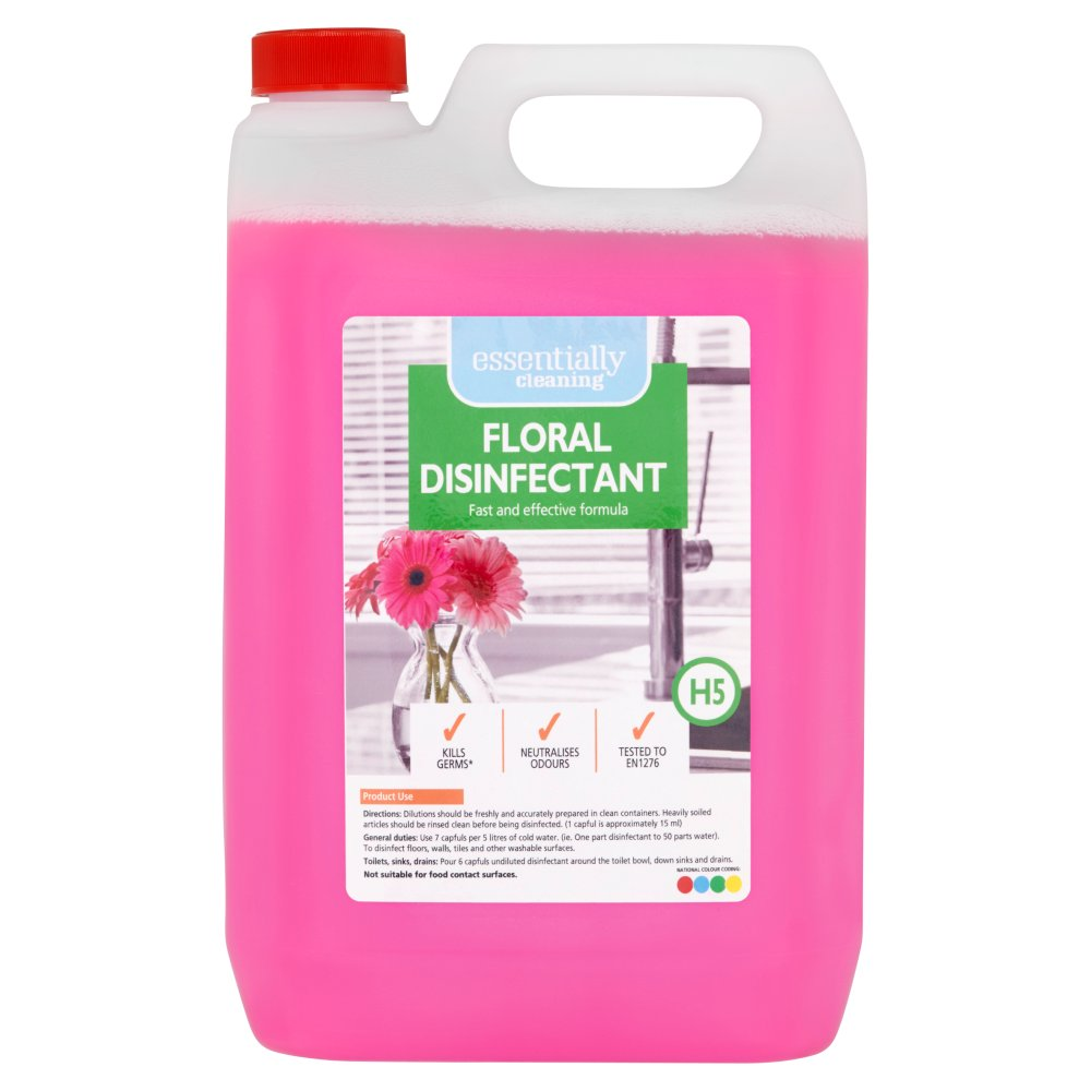 Essentially Cleaning Floral Disinfectant