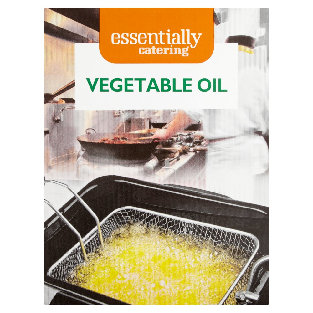 Essentially Catering Vegetable Oil 20L