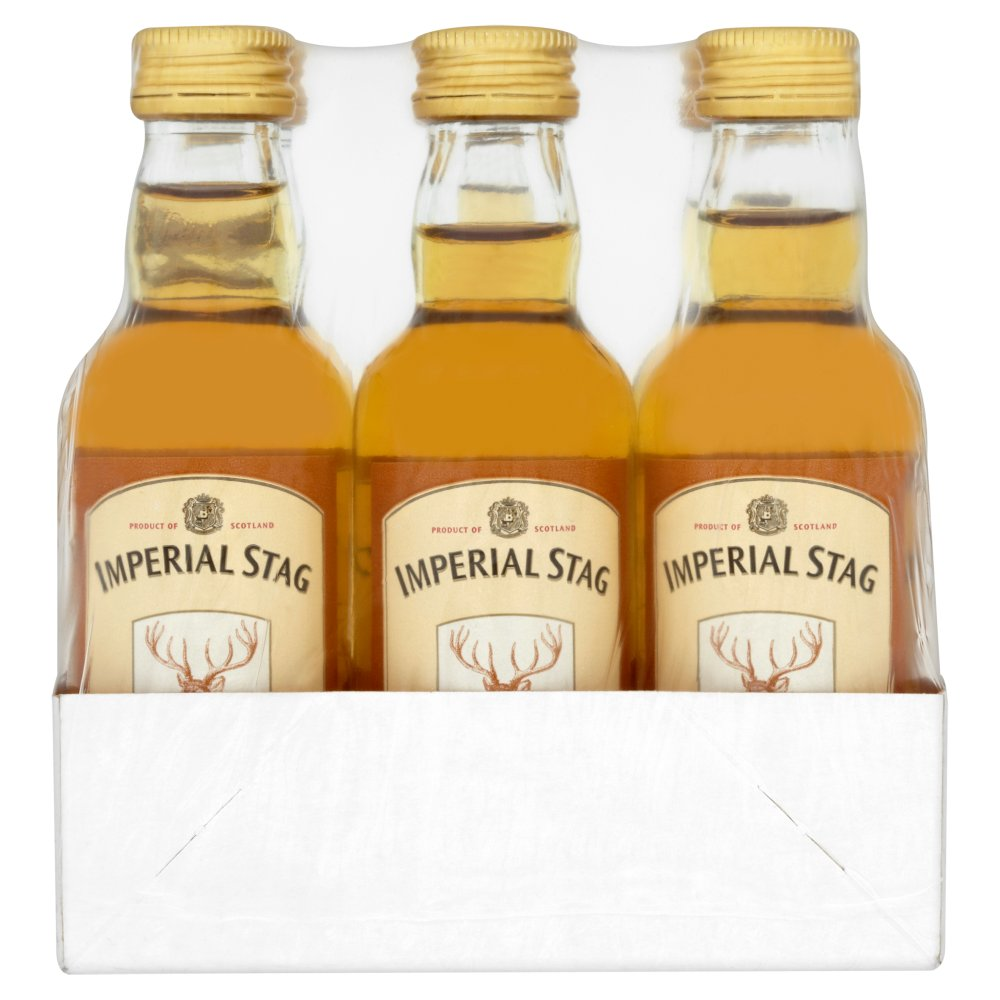 Imperial Stag Whisky 5cl