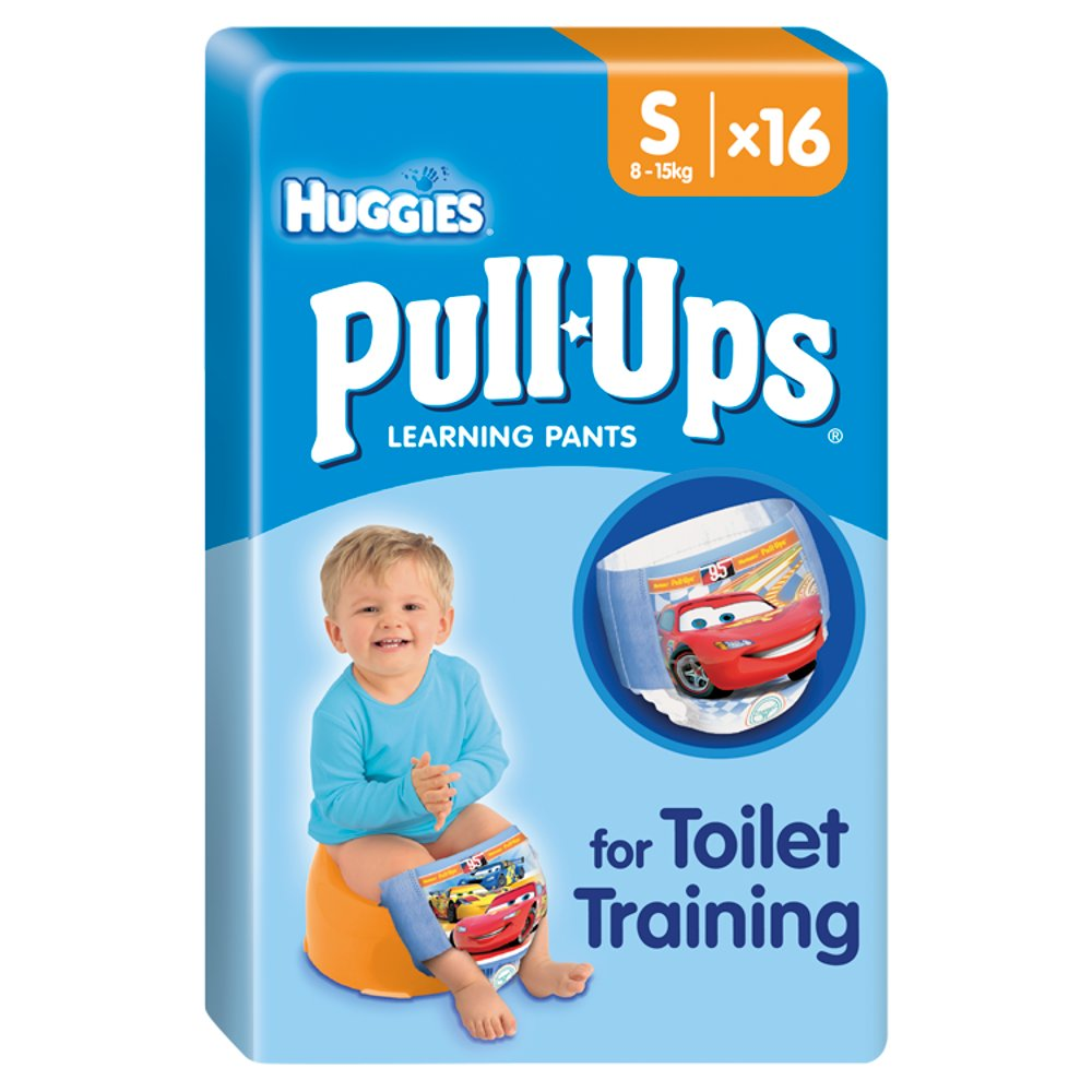 Huggies Pull Ups Boy Small