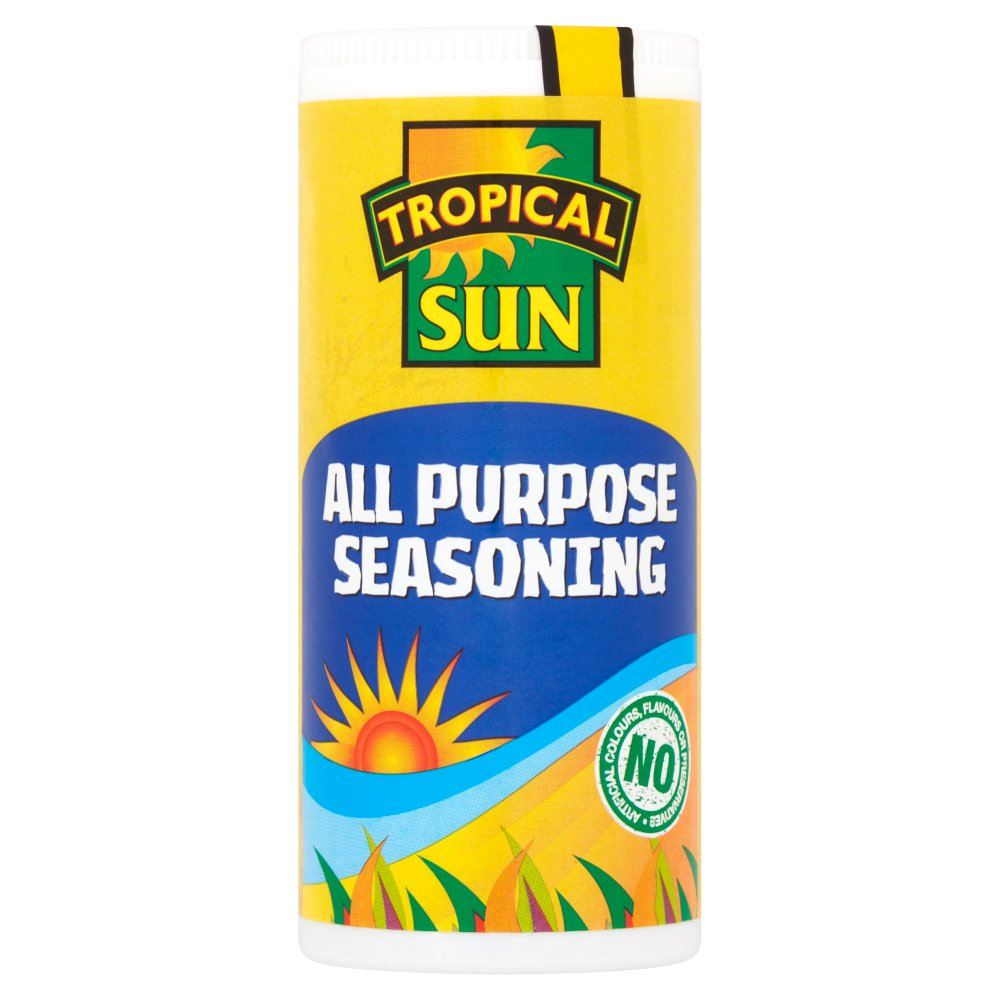 Tropical Sun All Purpose Seasoning