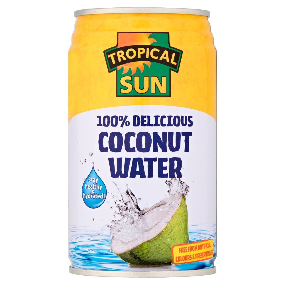 Tropical Sun Coconut Water Natural