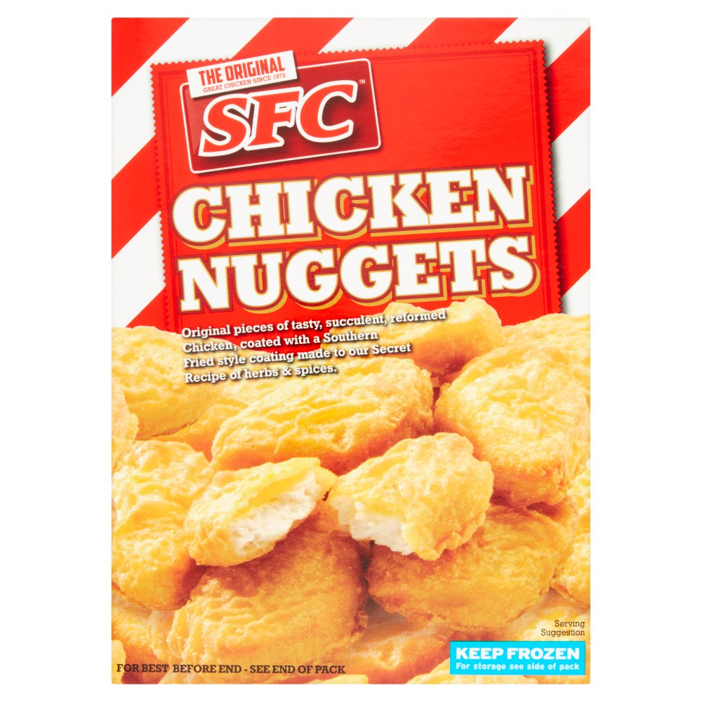 SFC Chicken Nuggets 200g