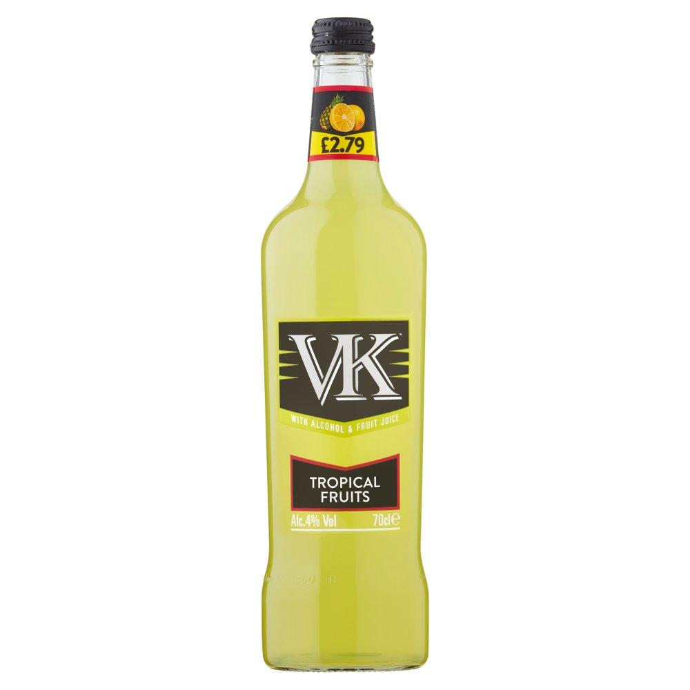 VK Tropical Fruits 70cl
