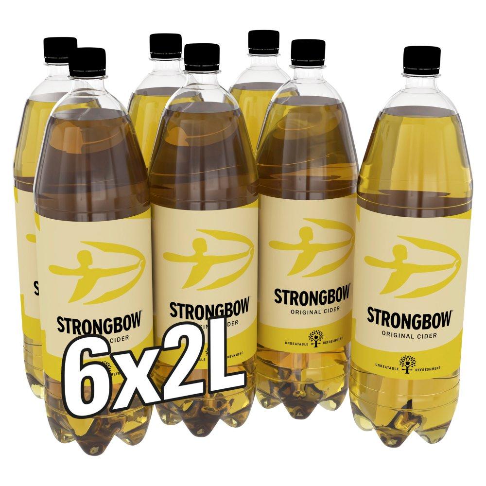 Strongbow Original Cider 2 Litre