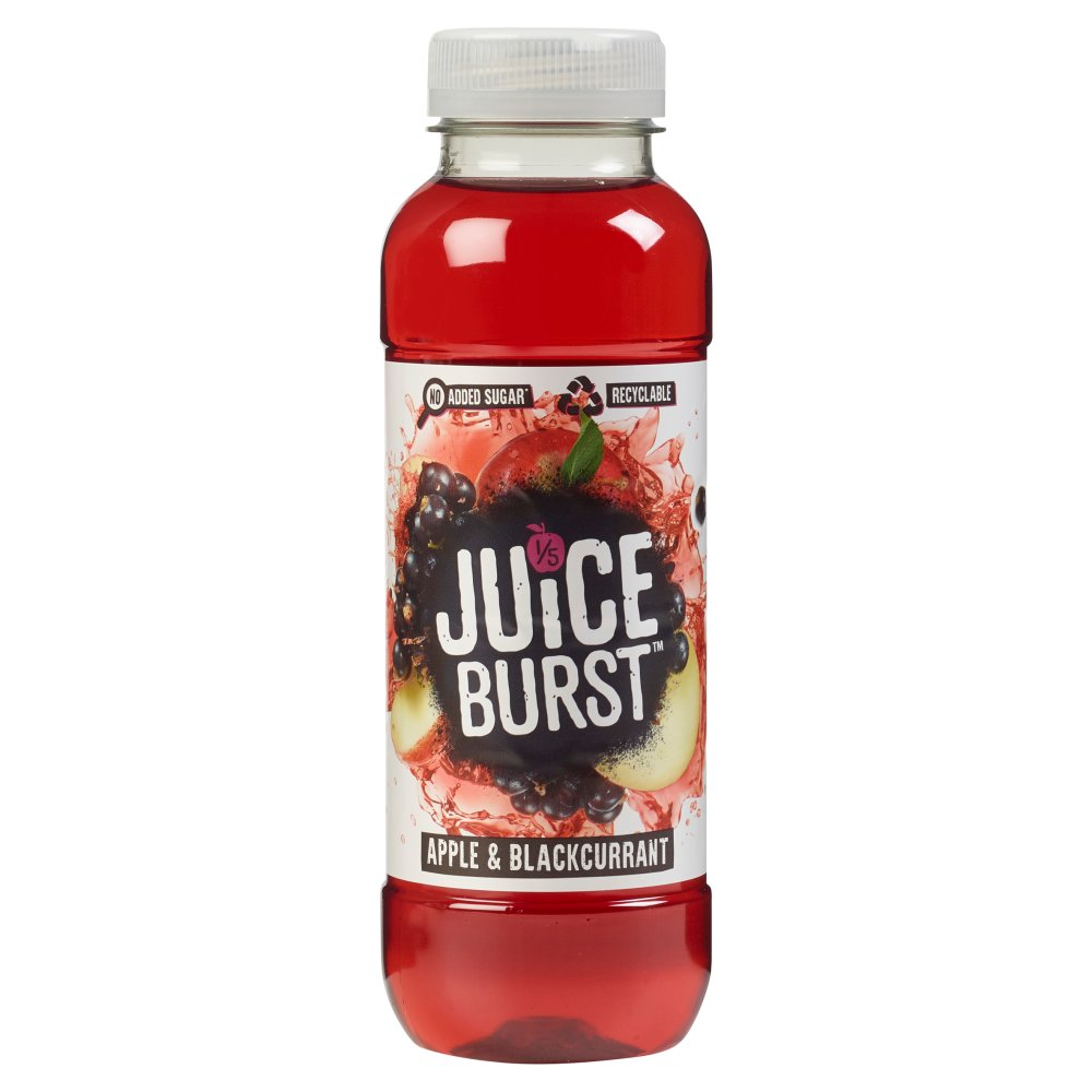 Juice Burst Apple & Blackcurrant Nas