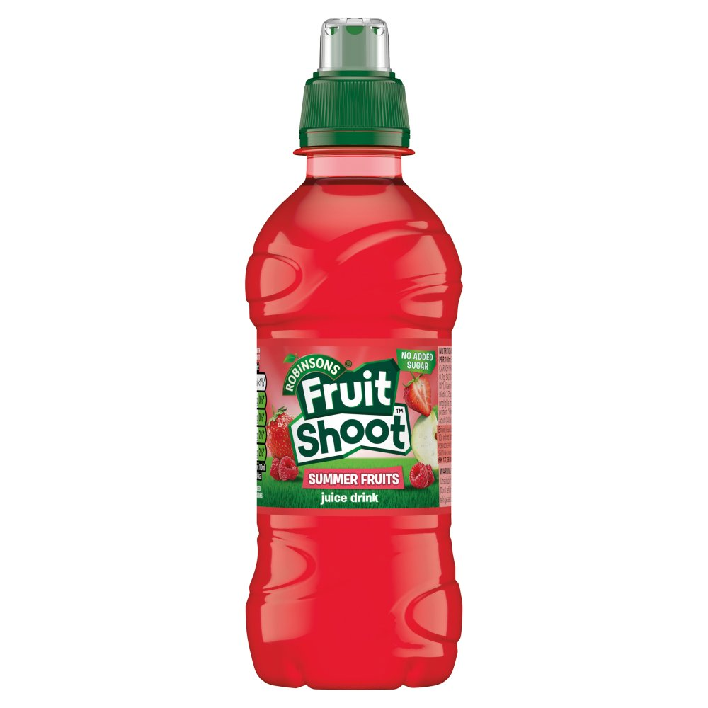 Robinsons Fruit Shoot Summer Fruits Juice Drink 275ml