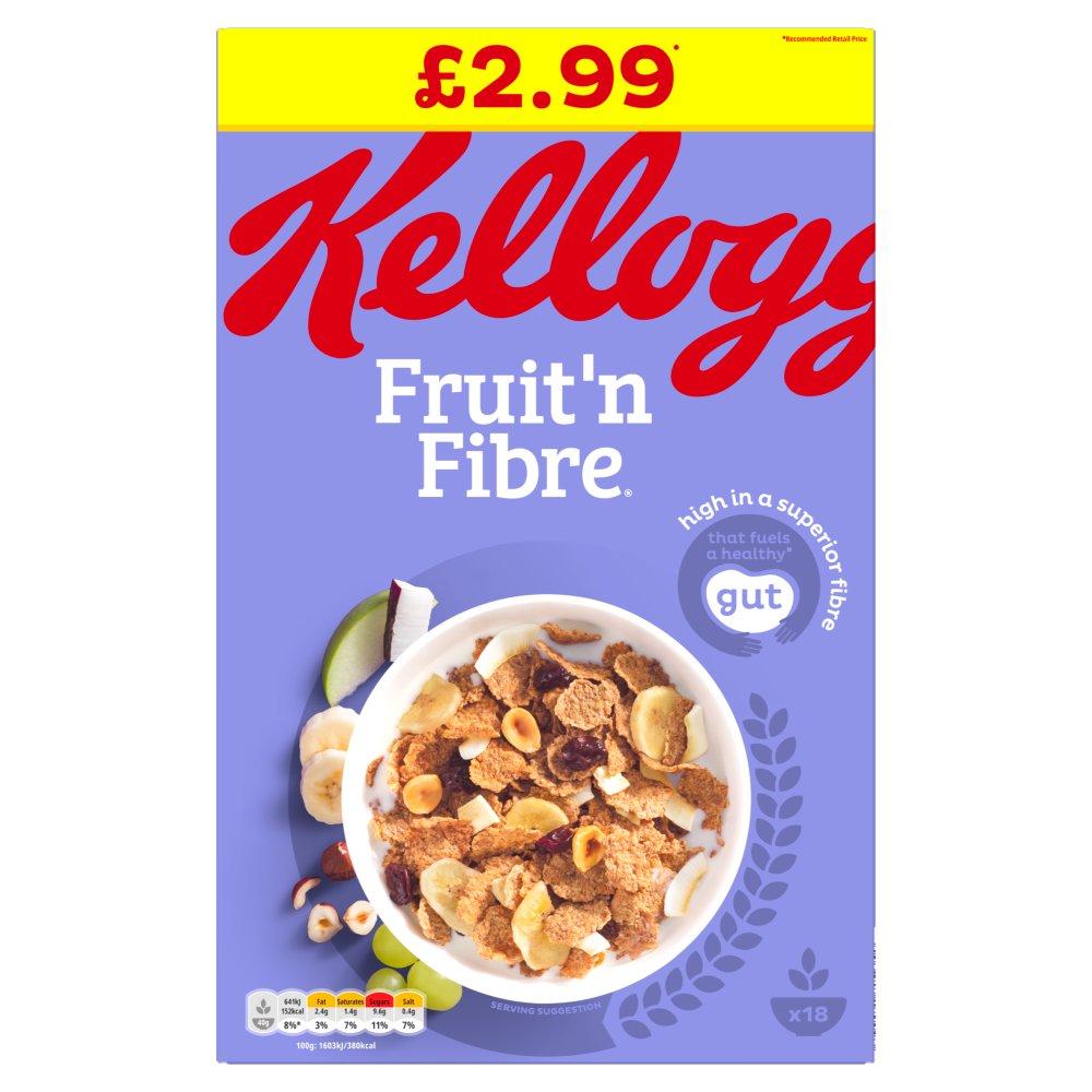 Kellogg's Fruit 'n Fibre 750g