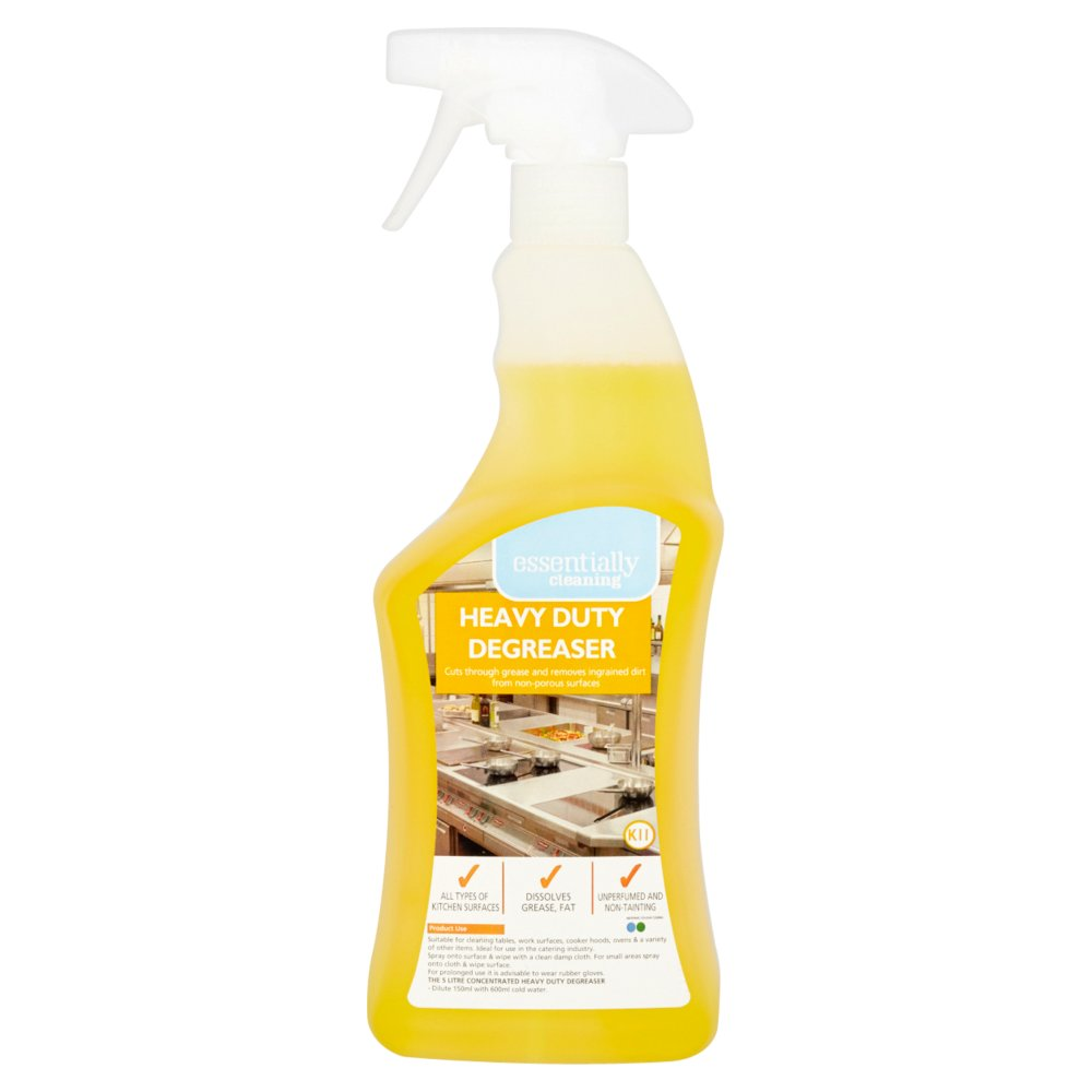 Essentially Cleaning Heavy Duty Degreaser K11 750ml
