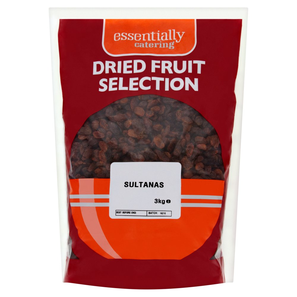 Essentially Catering Sultanas