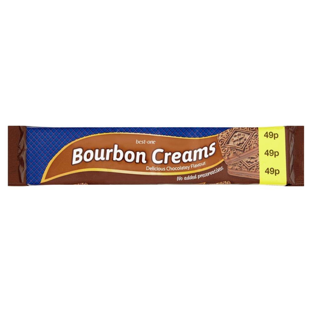Best-One Bourbon Creams 150g