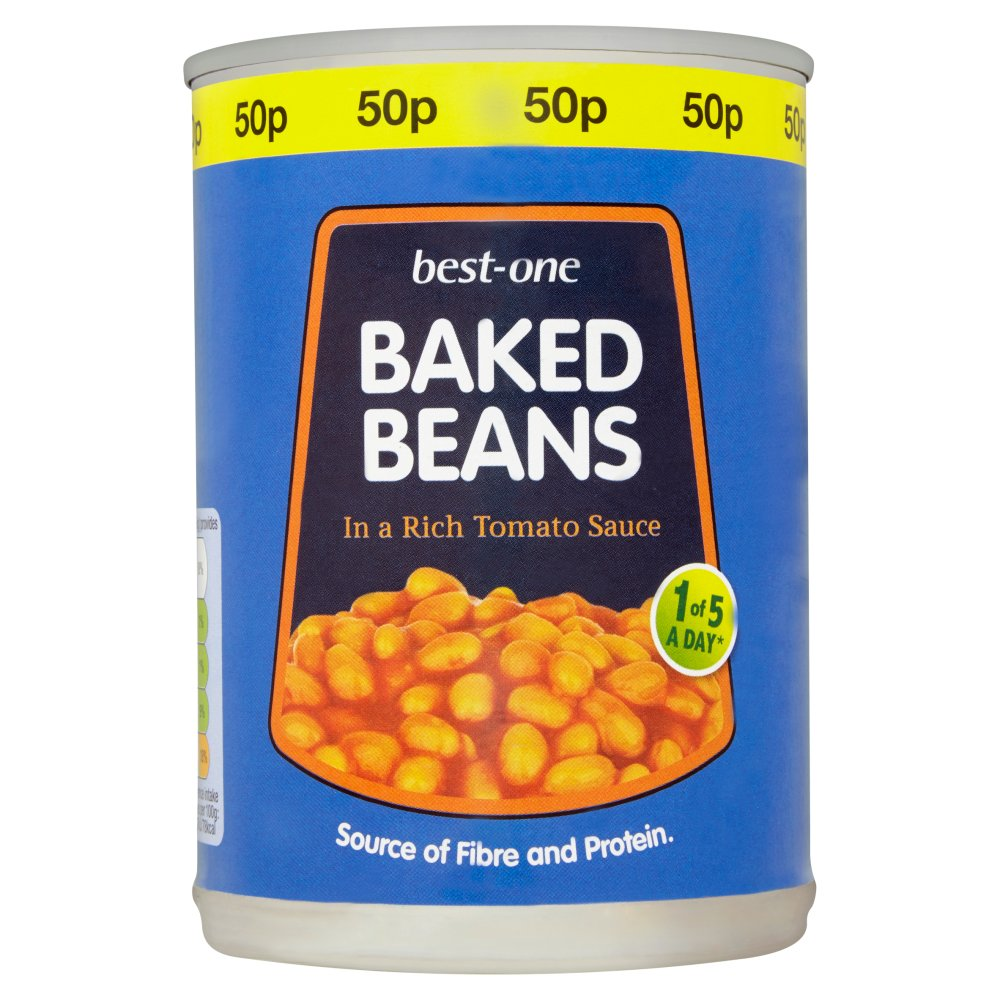 Best-One Baked Beans 410g