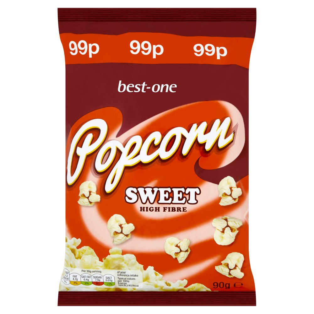Best-One Sweet Popcorn 90g