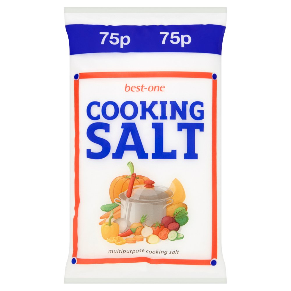 Best-One Cooking Salt 1.5kg