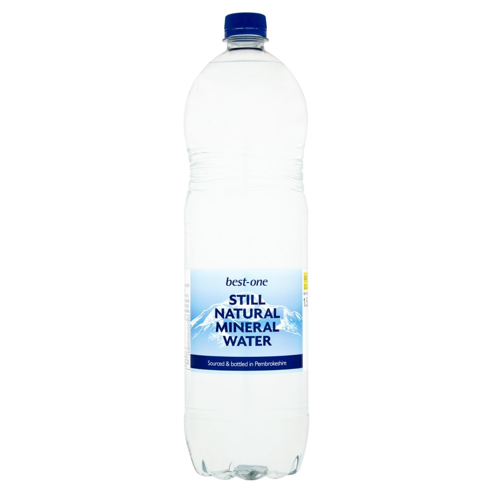 Best-One Still Natural Mineral Water 1.5L