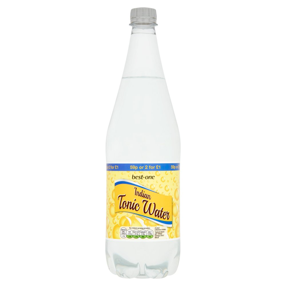 Best-One Indian Tonic Water 1 Litre
