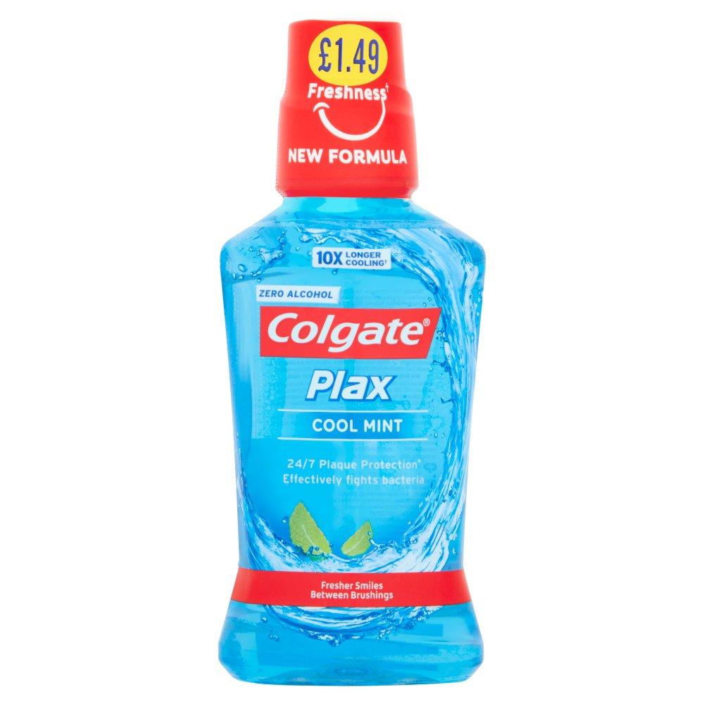 Colgate Plax Cool Mint 250ml