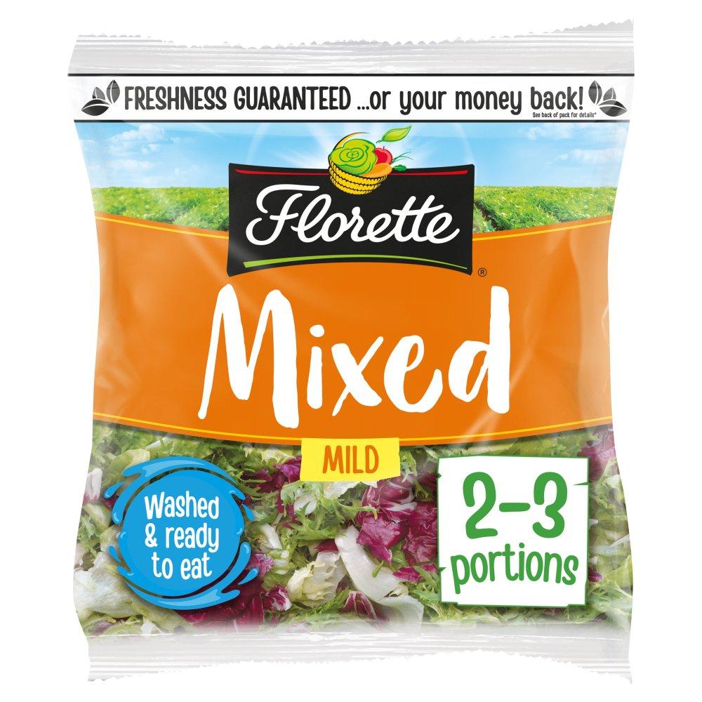 Florette Mixed 125g