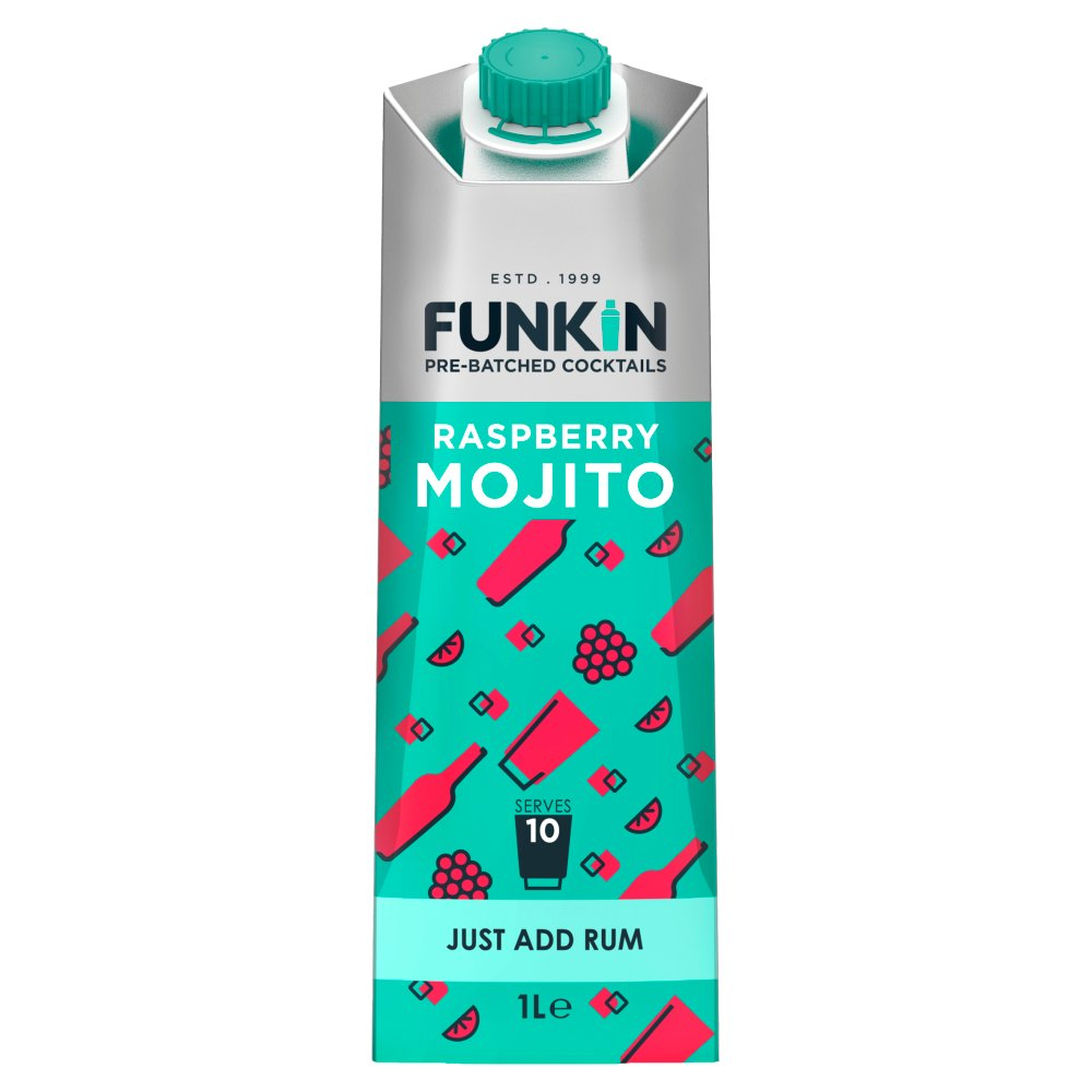Funkin Cocktail Mixer Mojito Raspberry