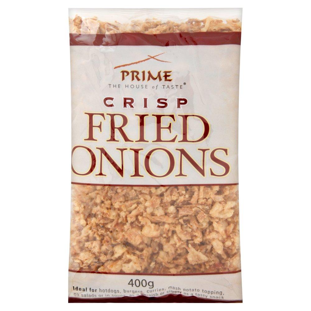 Prime Crisp Fried Onions 400g