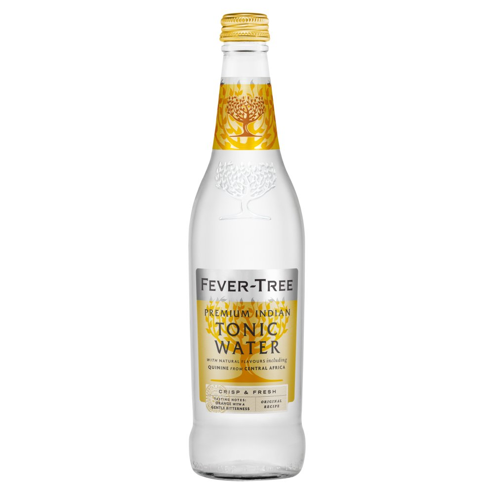 Fever-Tree Premium Indian Tonic Water 500ml