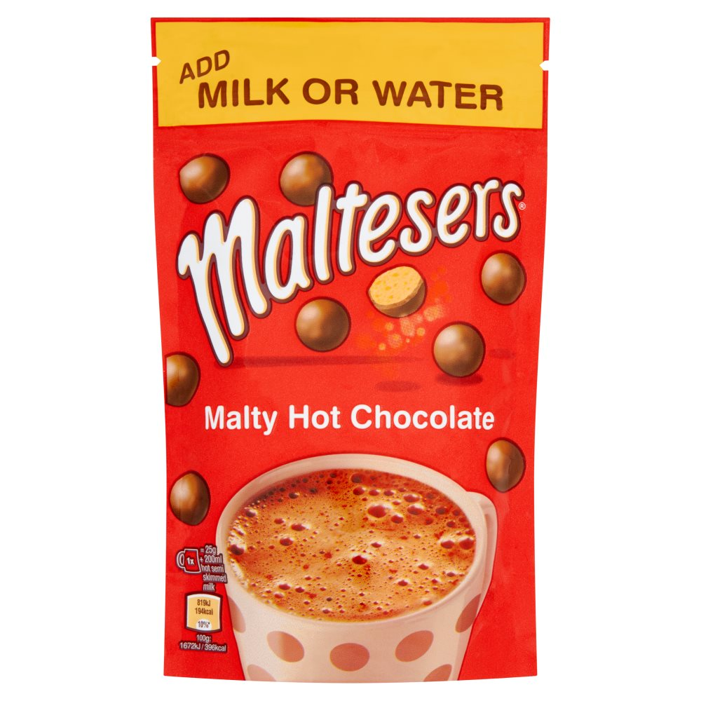 Maltesers Hot Chocolate Pouch