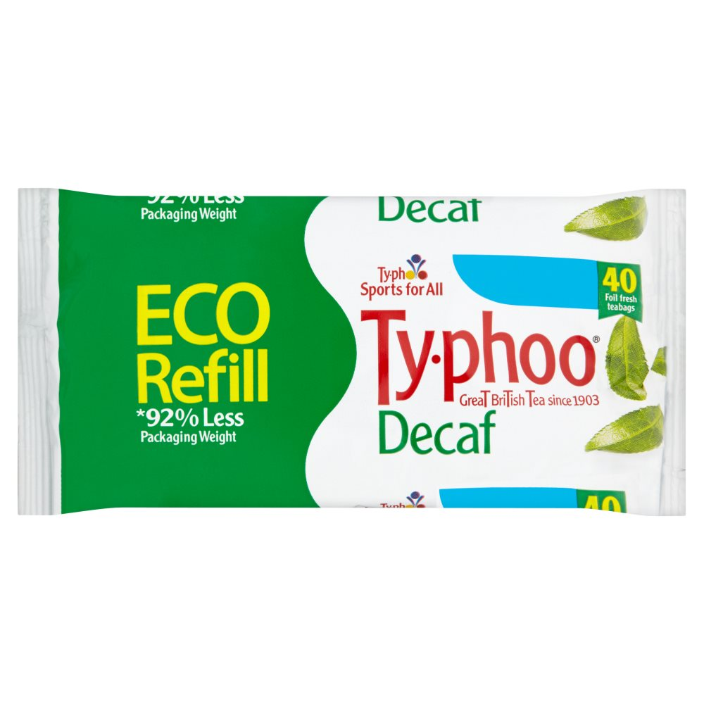 Typhoo Eco Refill Decaf PM £1