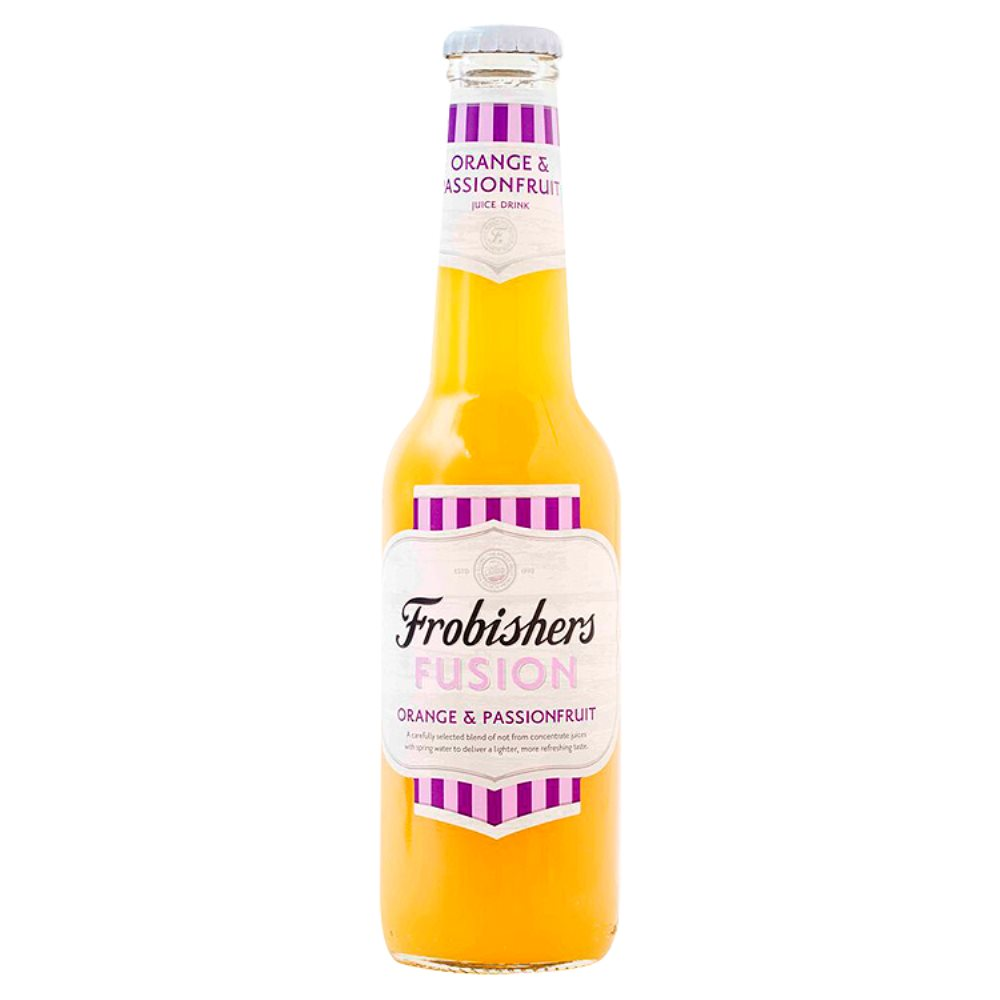 Frobisher Orange & Passion Fusion