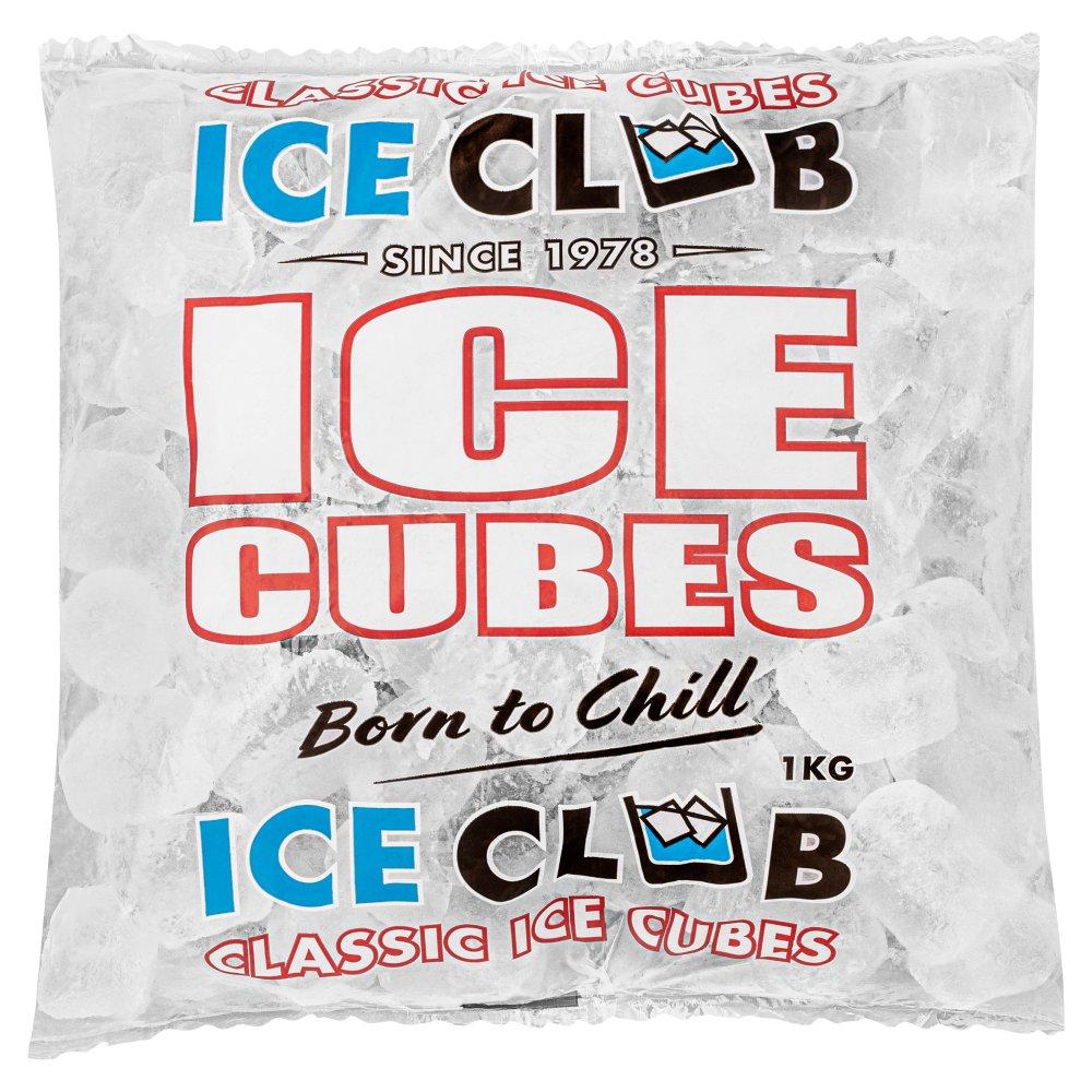 Eskimo Ice Cubes 1kg